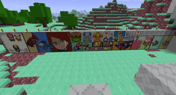 pokecraft texture pack