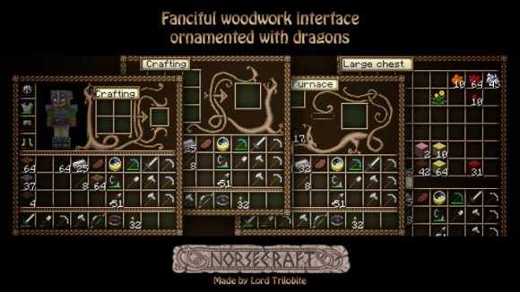 Norse Viking Texture Pack