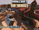 Team Fortress 2 – 2fort Map for Minecraft 1.4.5