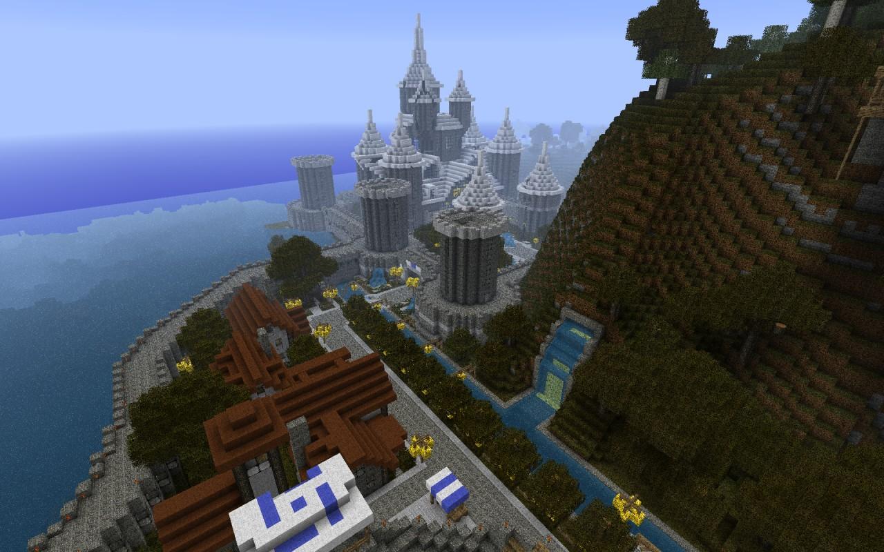 Карты для Minecraft – скачать рабочие карты для майнкрафта ...