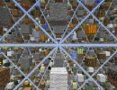 SkyGrid Map for Minecraft