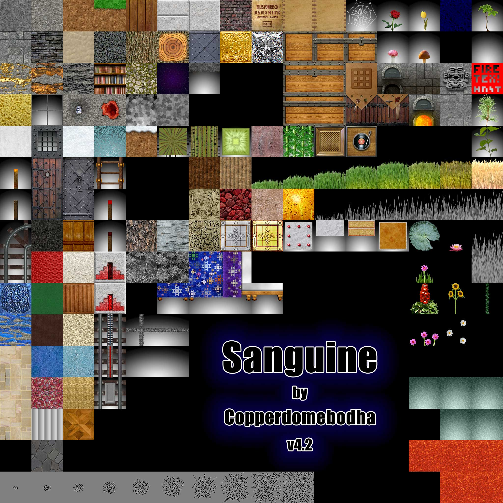 текстуры на майнкрафт 1.4.7 #4