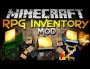[1.6.4] Rpg Inventory Mod Download