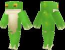 Frog Skin for Minecraft