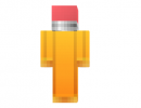 Pencil Skin for Minecraft