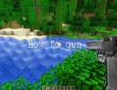 [1.7.2/1.6.4] [128x] Bow To Gun Texture Pack Download