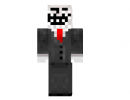 Troll Face Skin for Minecraft