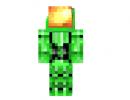 TrueMU Green Skin for Minercraft