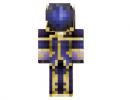 ZERO Skin for Minecraft