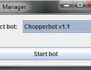 [1.5.1] McBot Mod Download