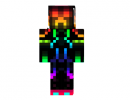 Creeper Cool Skin for Minecraft