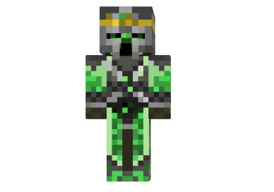 http://planetaminecraft.com/wp-content/uploads/2013/04/91095__King-of-creepers-skin.png