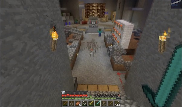 1.5.2] Kino Der Toten Zombie Survival Map Download | Planeta Minecraft