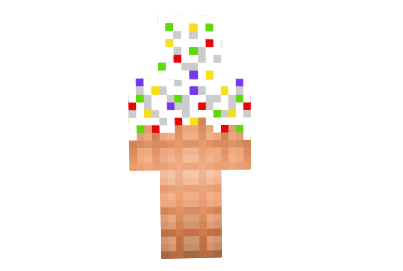 http://planetaminecraft.com/wp-content/uploads/2013/06/4bebb__Mr-melting-icecream-skin-1.png