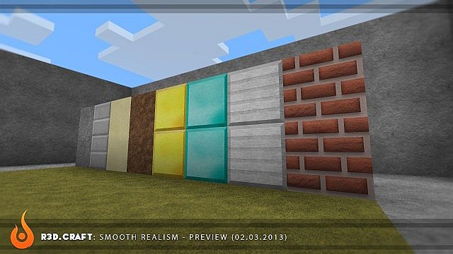 http://planetaminecraft.com/wp-content/uploads/2013/07/e9cf7__R3D-craft-smooth-realism-texture-pack-1.jpg