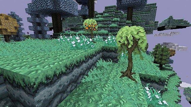 Скачать Aether II для Minecraft 1.6.4 - RU-M.ORG