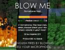 [1.6.4] Blow Me Mod Download