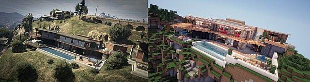 Gta V Franklin S Pad Map Download Planeta Minecraft