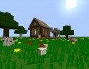 [1.7.10/1.6.4] [16x] Mranth0ny62's Pixels Texture Pack Download