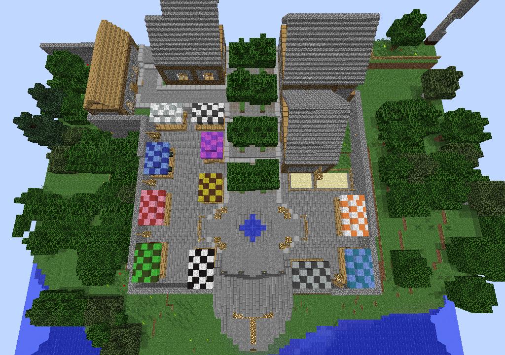 Скачать карты для Minecraft 1.7.2