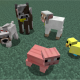 [1.6.4] Baby Animals Model Swapper, Squickens Mod Download