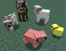 [1.8.9] Baby Animals Model Swapper/Squickens Mod Download