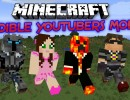 [1.6.4] Edible Youtubers Mod Download