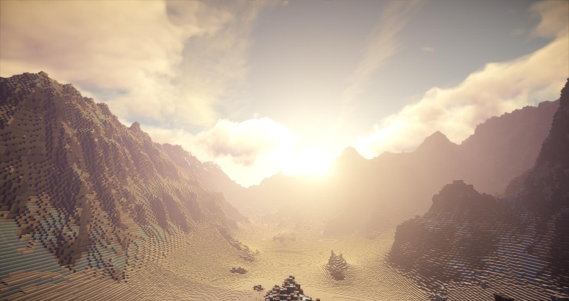 1 8] Continuum Shaders Mod Download   Planeta Minecraft