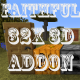 [1.10] [32x] Faithful 3D Add-On Texture Pack Download