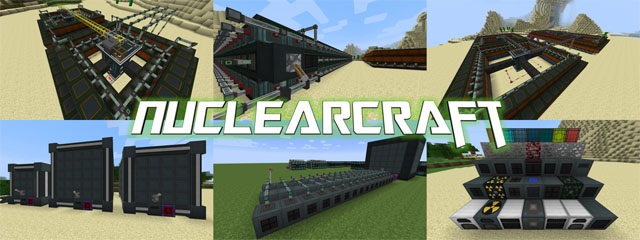 1 7 10] NuclearCraft Mod Download | Planeta Minecraft