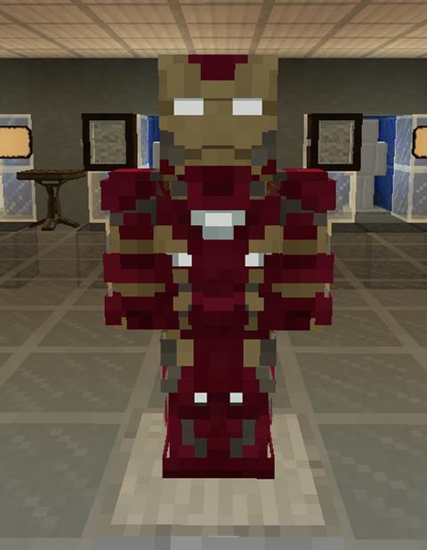 1 7 10] Superheroes (FiskFille) Mod Download   Planeta Minecraft