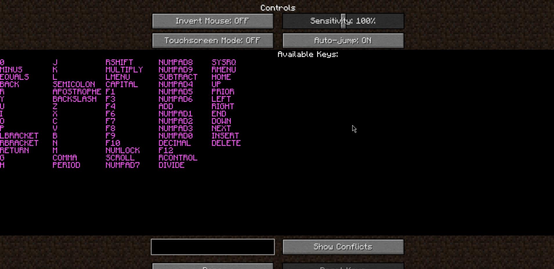 1 12 2] Controlling Mod Download   Planeta Minecraft
