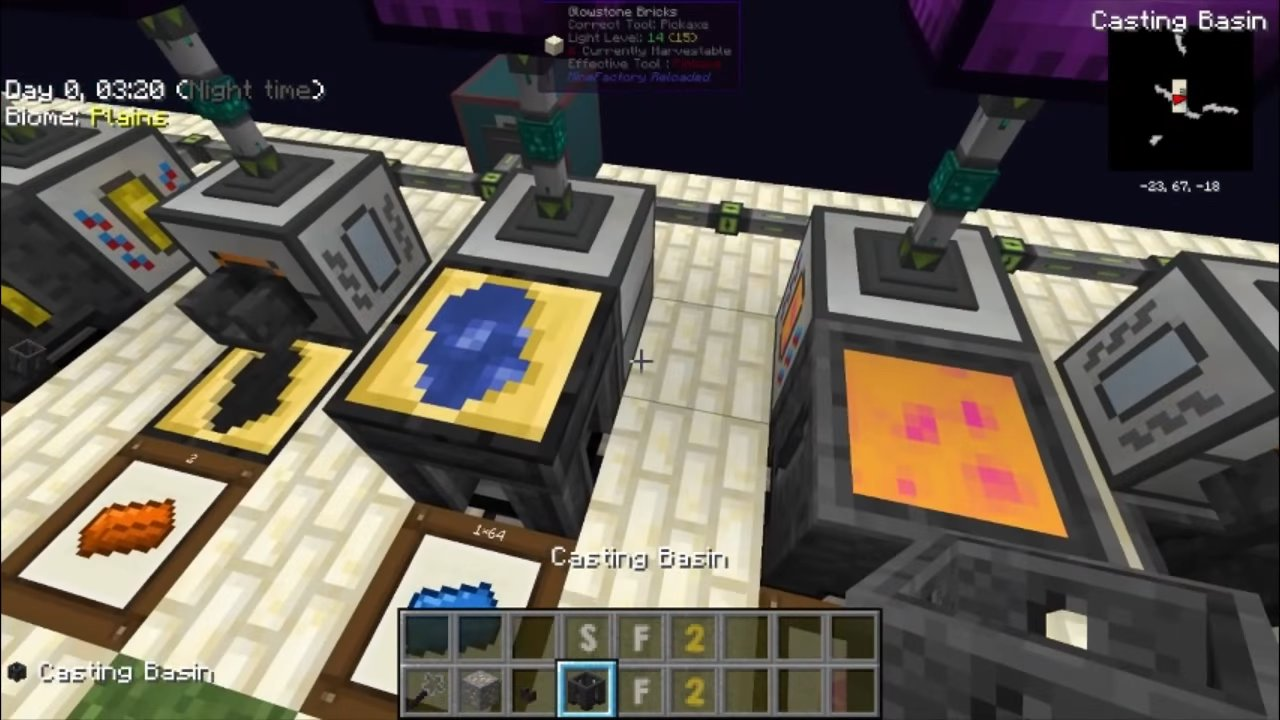 1 10 2] Thermal Smeltery Mod Download | Planeta Minecraft