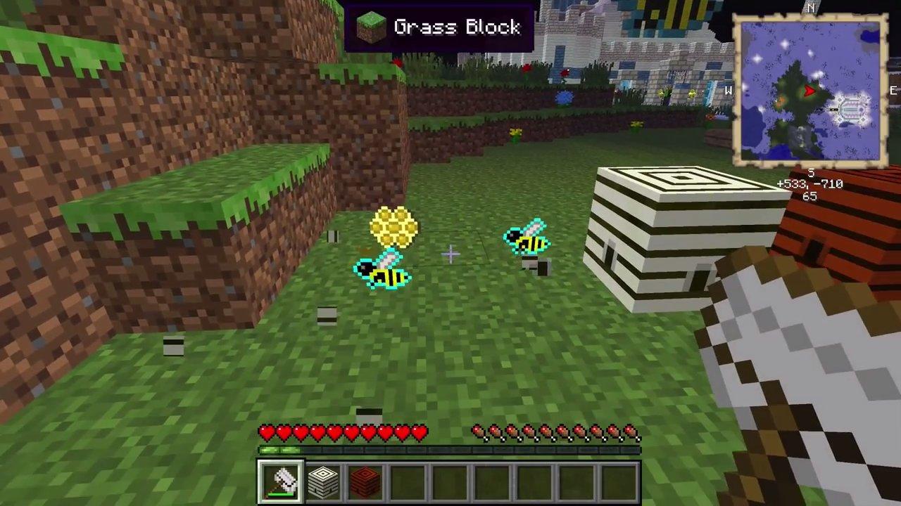 1.12.1 Magic Bees Mod Download | Planeta Minecraft