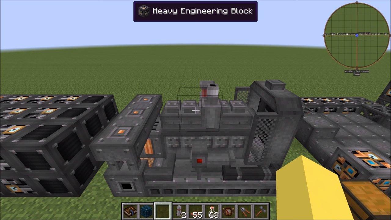 1 10 2] Immersive Engineering Mod Download | Planeta Minecraft