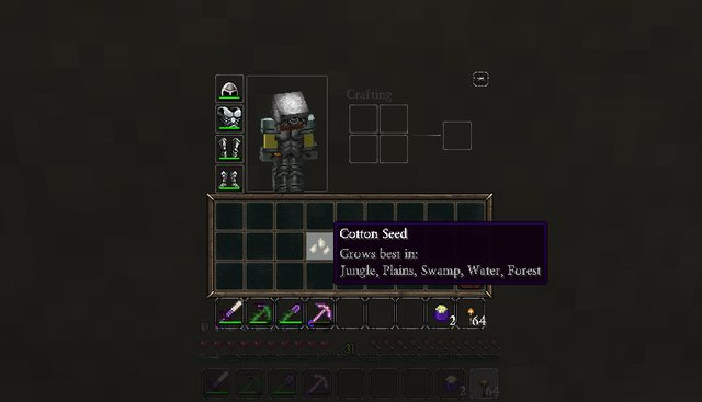 Hunger Overhaul Mod Crafting Recipes 1