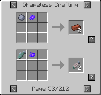 Mimicry Mod Crafting Recipes 6