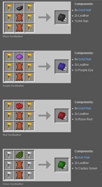 Steam Engines Mod Crafting Recipes 1