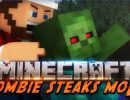 [1.9.4] Zombie Steaks Mod Download