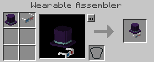 Wearables Mod Crafting Recipes 6