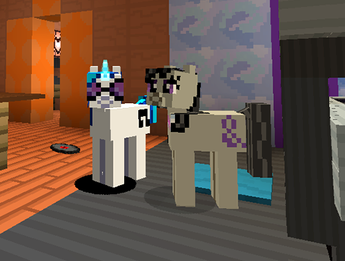 Mine Little Pony Friendship is Crafting Mod Screenshots 2