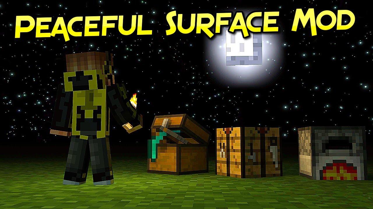 Peaceful Surface Mod