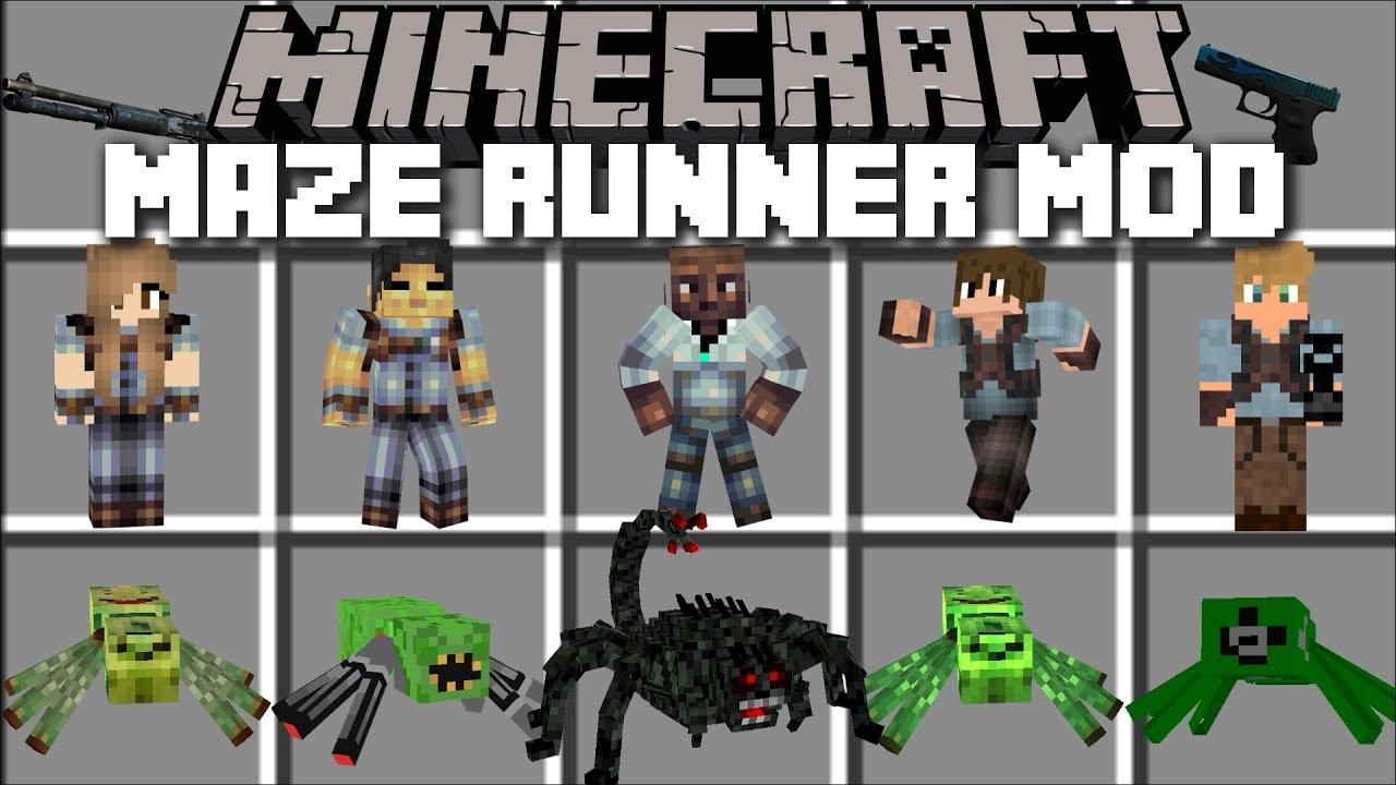 Maze Runner Mod