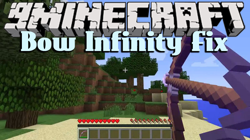 1 11 2] Bow Infinity Fix Mod Download | Planeta Minecraft
