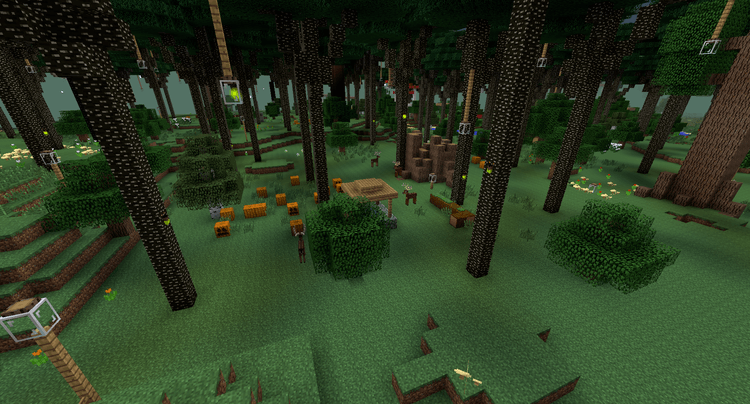 The Twilight Forest Mod 3