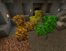 [1.10.2] Ore Shrubs Mod Download