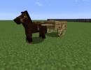 [1.7.10] Horse Carts Mod Download