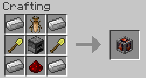 Edible Bugs Mod Crafting Recipes 3