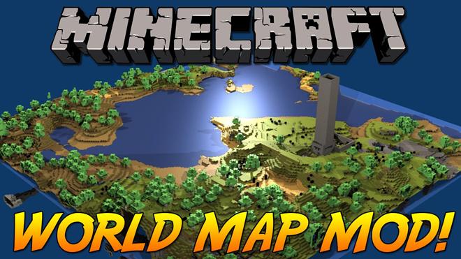World Map Mod